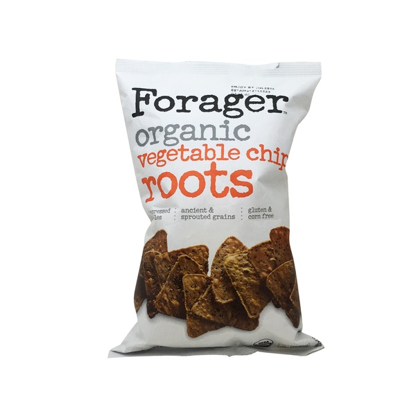 Forager Project Organic Roots Veggie Chips