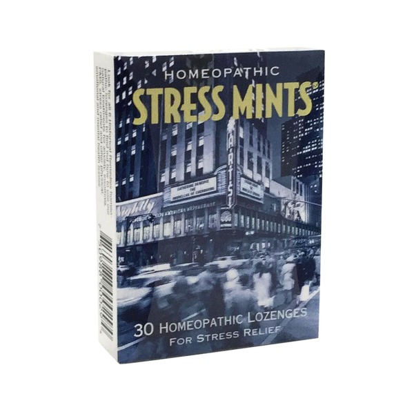 Historical Remedies Homeopathic Stress Mints Lozenges