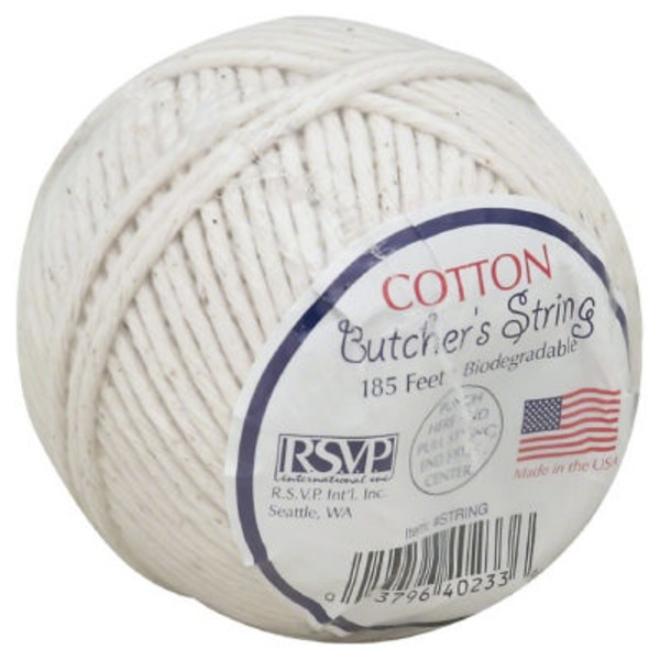 RSVP Cotton Butcher's String 185 Feet