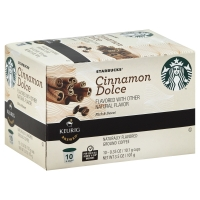 Starbucks Coffee K-Cup Cinnamon Dolce