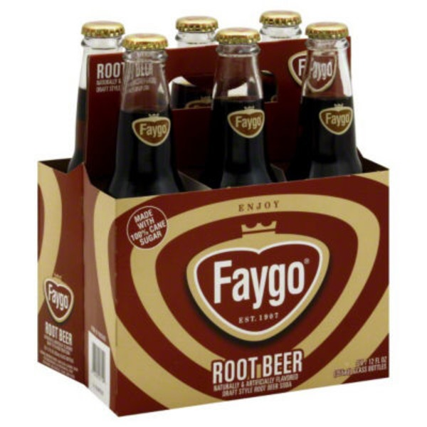 Faygo Root Beer, Original