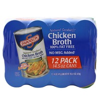 Swanson's All Natural Chicken Broth