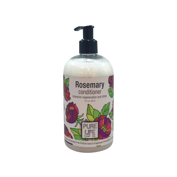Pure Life Soap Co Rosemary Conditioner