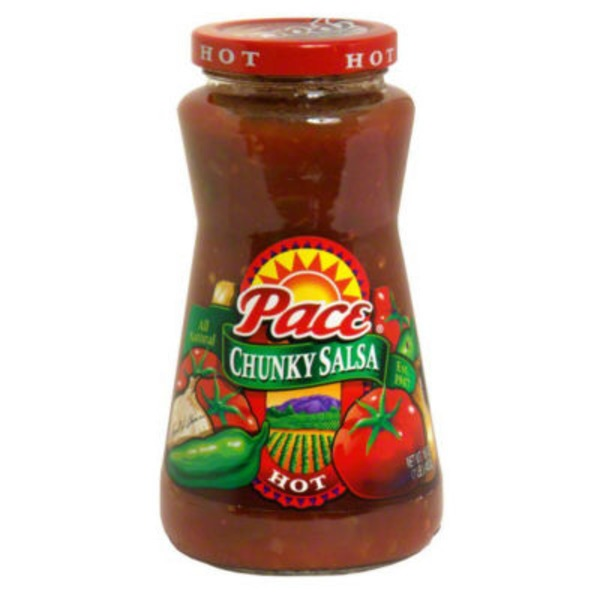 Pace Chunky Hot Salsa