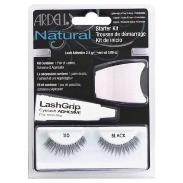 Ardell Fashion Lashes Starter Kit - Natural Lashes 110