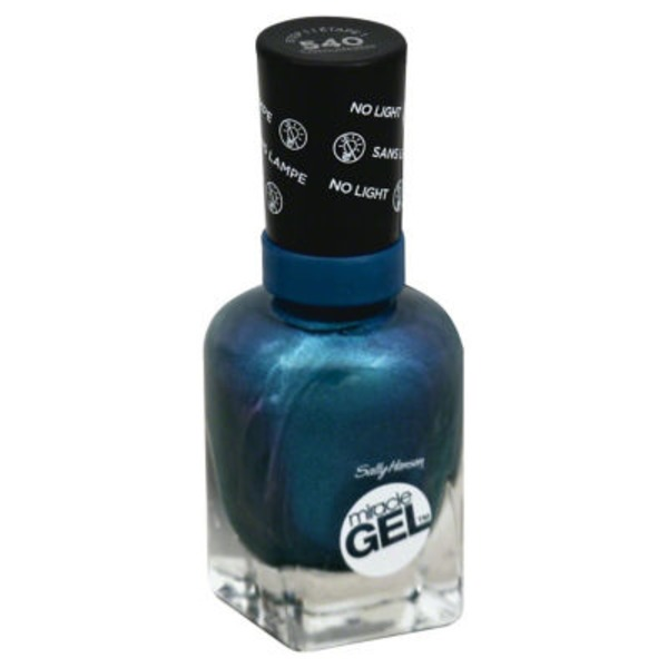 Sally Hansen Miracle Gel Nail Color  540 Combustealble