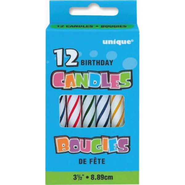 Unique Birthday Candles