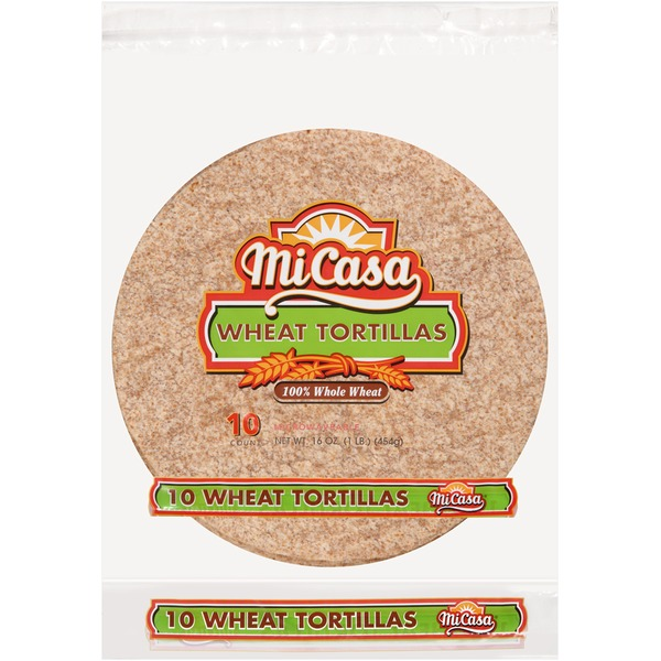 Mi Casa Wheat Tortillas
