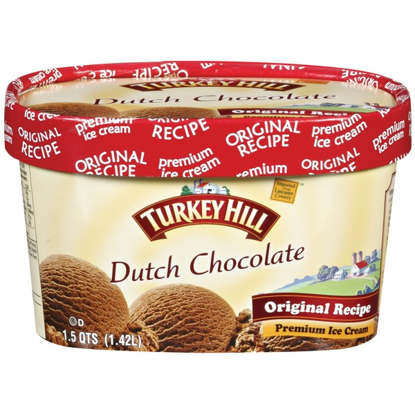 Turkey Hill Dutch Chocolate Premium Ice Cream