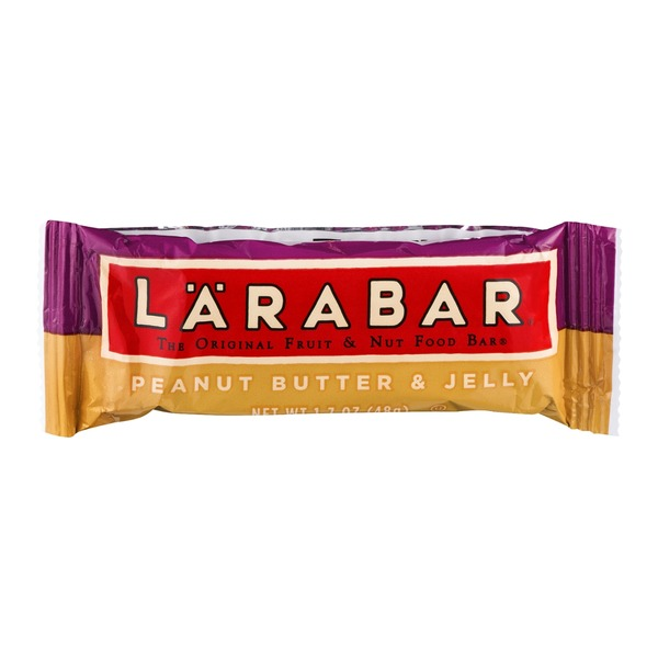 Larabar Peanut Butter & Jelly Fruit & Nut Food Bar