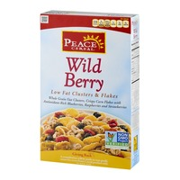 Peace Cereal Wild Berry