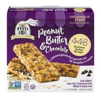 Bakery on Main Granola Bars Peanut Butter & Chocolate - 5 CT