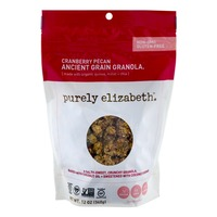 Purely Elizabeth Ancient Grain Granola Cranberry Pecan