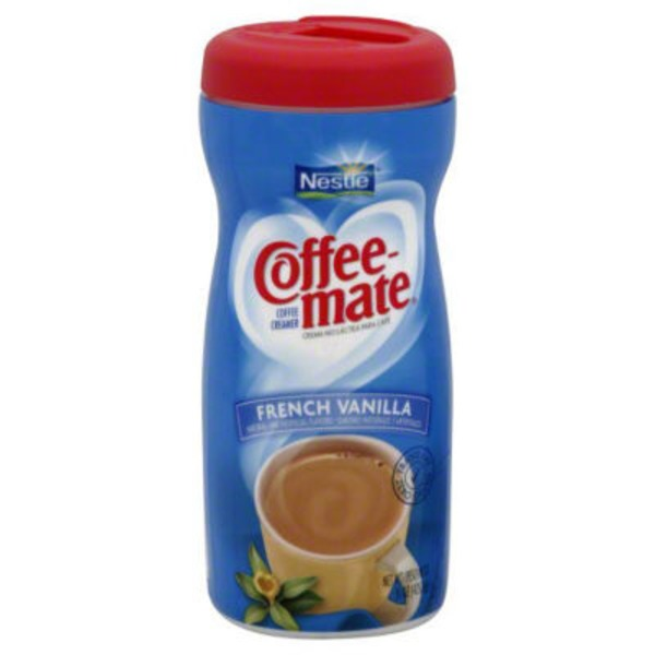 Nestlé Coffee Mate French Vanilla Powder Coffee Creamer