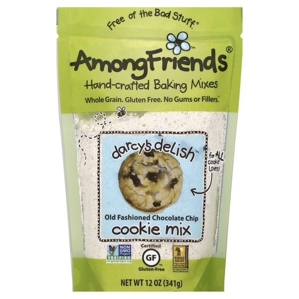 Among Friends Darcy's Chocolate Chip Cookie