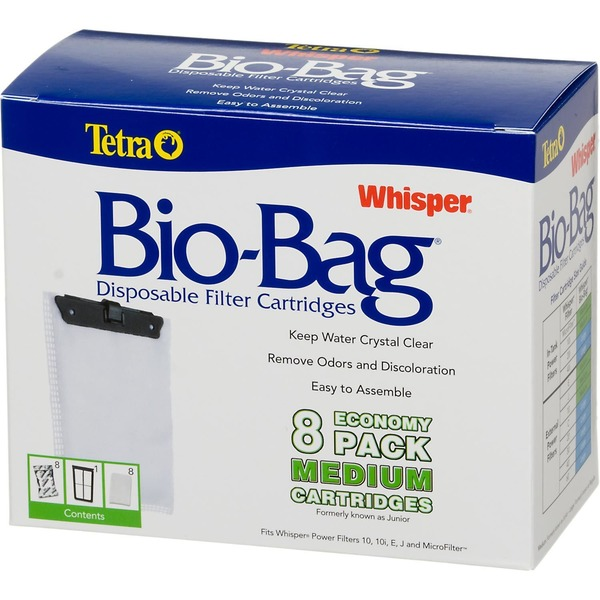 Tetra Bio-Bag Disposable Filter Cartridges