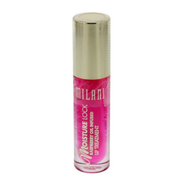 Milani Moisture Lock Oil Infused Lip Treatment Nourishing Raspberry