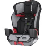 Evenflo Advanced SensorSafe Evolve 3-in-1 Combination Car Seat, Choose Your Color