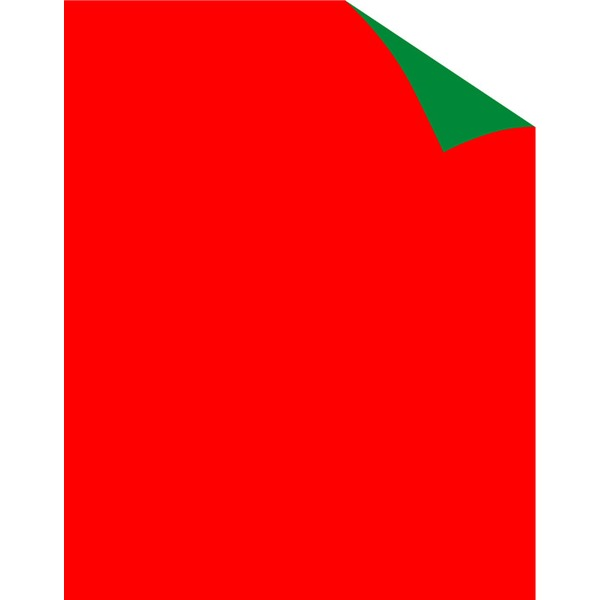 Posterboard Red
