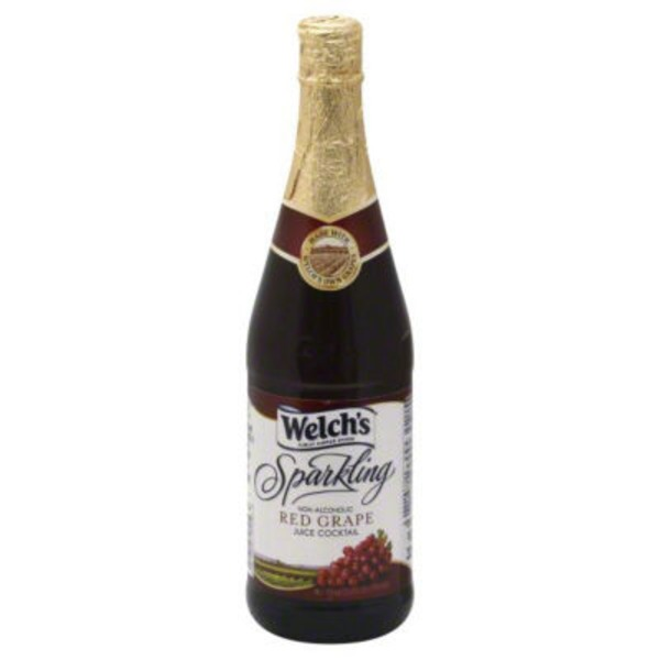 Welch's Non-Alcoholic Red Grape Juice Cocktail