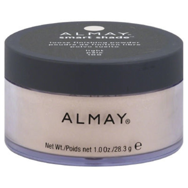 Almay Loose Finishing Powder Light 100