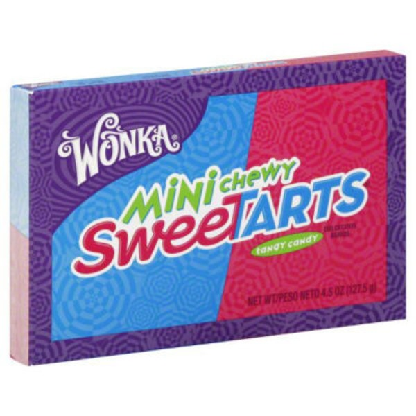 Sweet Tarts Cherry, Grape, Lemon, Lime, and Orange Candy
