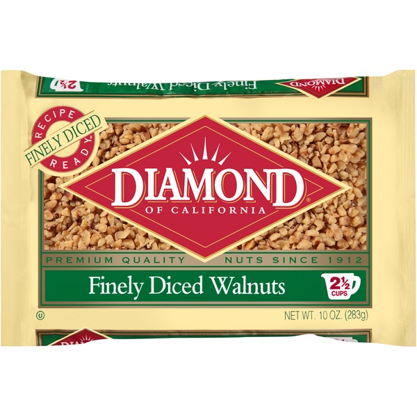Diamond Of California® Finely Diced Walnuts