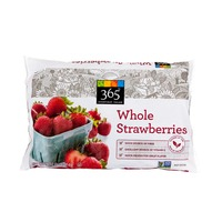 365 Whole Strawberries