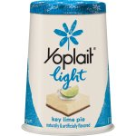 Yoplait Light Fat Free Yogurt Key Lime Pie, 6 oz, 6.0 OZ