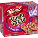 Totino's Pepperoni Party Pizza Pack!, 40.8 oz, 10.2 OZ