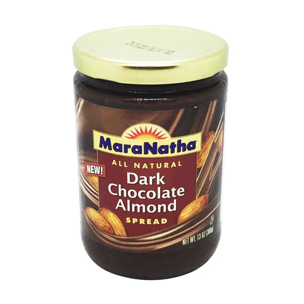 Maranatha Dark Chocolate Almond Spread