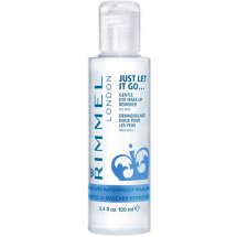 Rimmel London Gentle Eye Makeup Remover, 3.4 fl oz