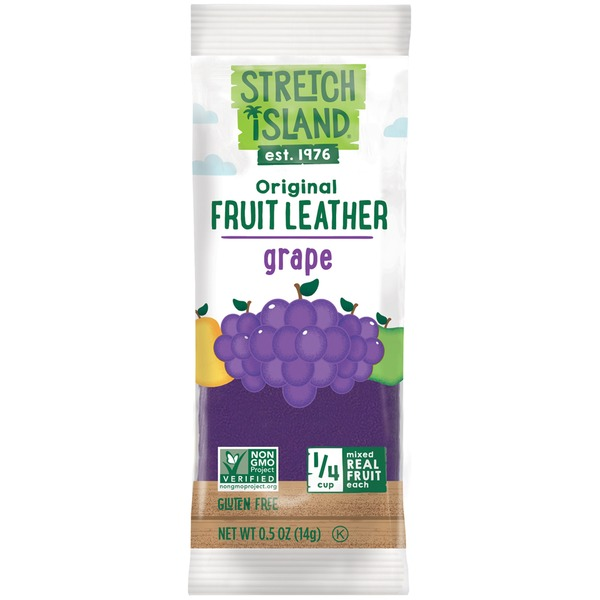 Stretch Island Fruit Original Grape Fruit Strip