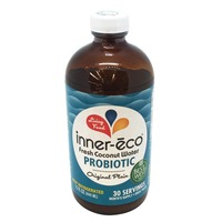 Inner Eco Probiotic Green Coconut Water