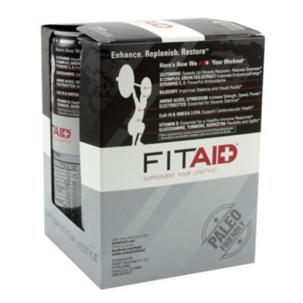 Lifeaid Fit Aid Supplement Drink