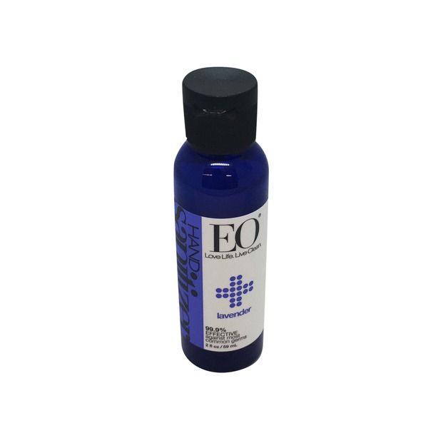 EO Lavender Essential Oil Hand Sanitizing Gel