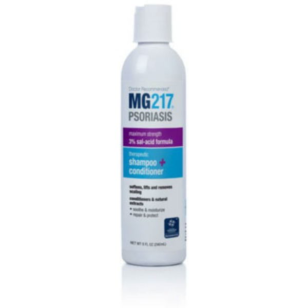 MG217 Psoriasis Therapeutic Shampoo and Conditioner Maximum Strength