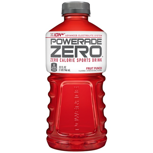 Powerade Zero Fruit Punch Sports Drink