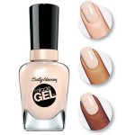 Sally Hansen Miracle Gel Nail Color, Birthday Suit, 0.5 fl oz
