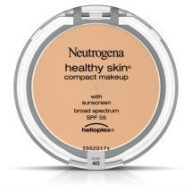 Neutrogena Healthy Skin Compact Makeup Broad Spectrum SPF 55, Nude 40, .35 Oz