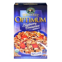 Nature's Path Blueberry Cinnamon Flax Cereal