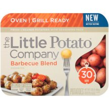 The Little Potato Company Barbecue Blend Griller Potatoes, 1.0 lb