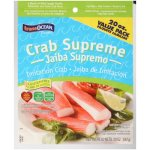 TransOcean Crab Supreme Imitation Crab, 20 oz