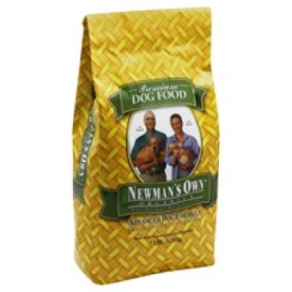 Newman's Own Dog Food, Premium, Advanced Dog Formula