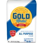 Gold Medal Flour All-Purpose, 5 lb, 5.0 LB