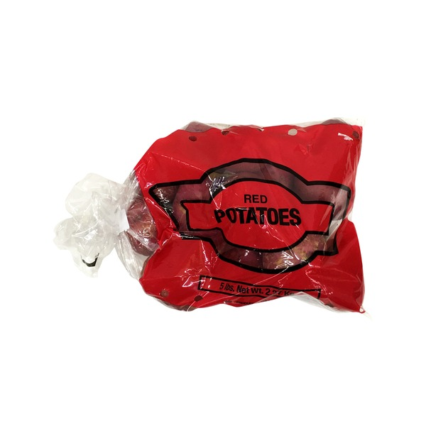 Red Potatoes Bag