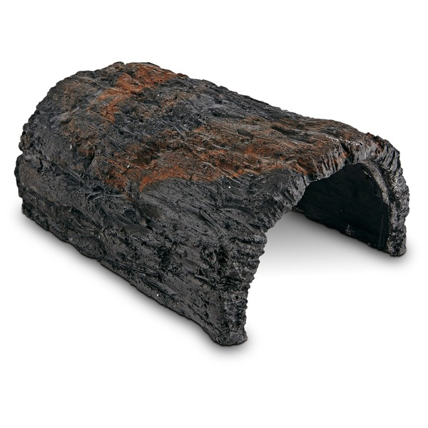 Conceptual Creations Large Bark Log Reptile Hideaway 9