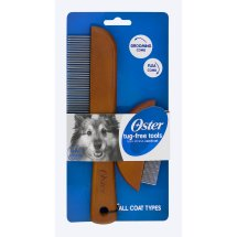 Oster Less Strees Tug-Free Comb Set Dog Grooming Kit