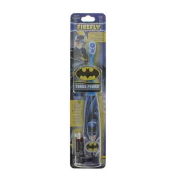 Firefly Turbo Power Soft Batman Toothbrush
