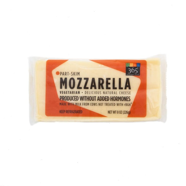 365 Mozzarella Cheese